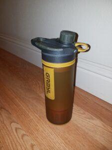 Grayl Water Bottle - Wilde Escape