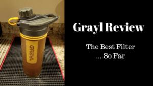 Grayl Review - Wilde Escape