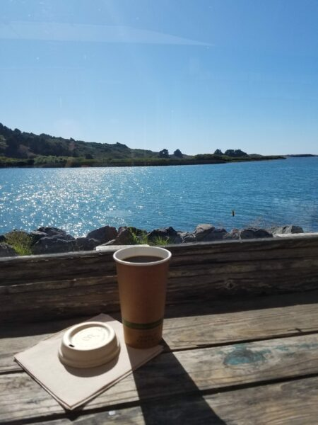 Coffee at Bodega Bay - Wilde Escape