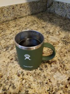 HydroFlask Mug with Coffee - Wilde Escape
