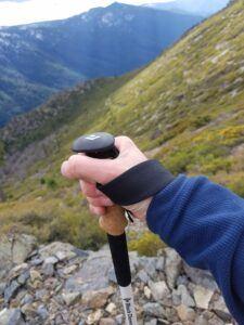 Trekking Poles, using them correctly