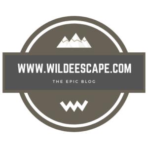 Wilde Escape - White Logo