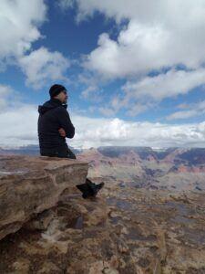 Grand Canyon and thinking