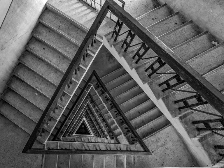 Unending Stairs