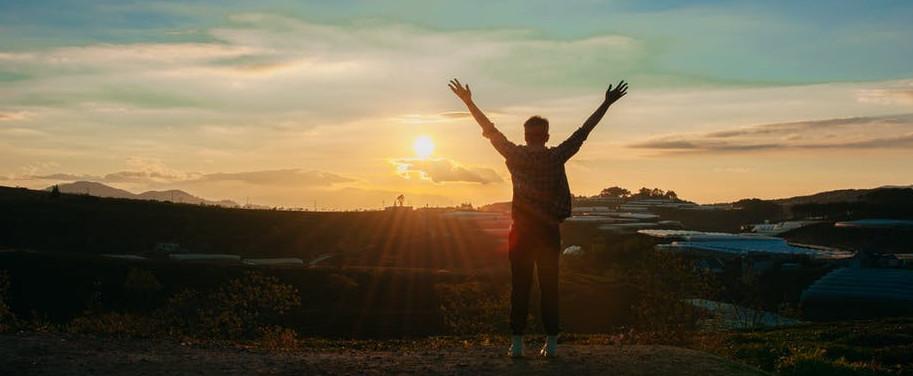 sunset-happiness