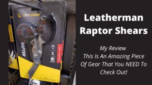 Leatherman Raptor Trauma Shears - Wilde Escape