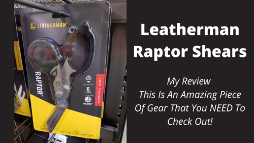 Leatherman Raptor Trauma Shears - Wilde Escape