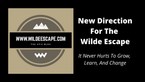 New Direction for Wilde Escape