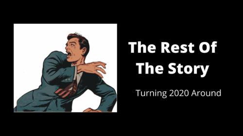 Turning 2020 Around - Wilde Escape