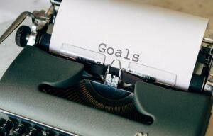 Goals and Typewriter