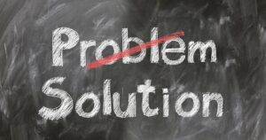 No problem but solution