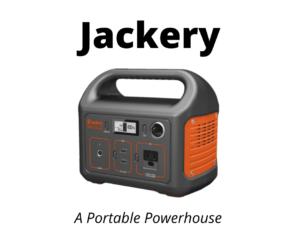 Jackery Explorer 240 FB Page