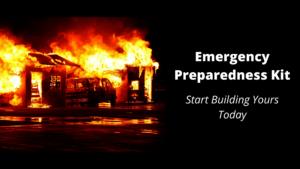 Emergency Preparedness Kit - Wilde Escape