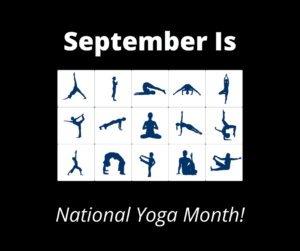 National Yoga Month FB - Wilde Escape