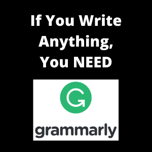 Grammarly-ad