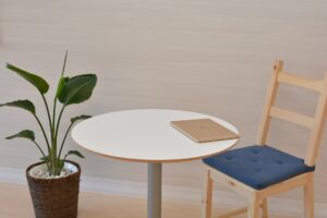 simple-office-with-plant