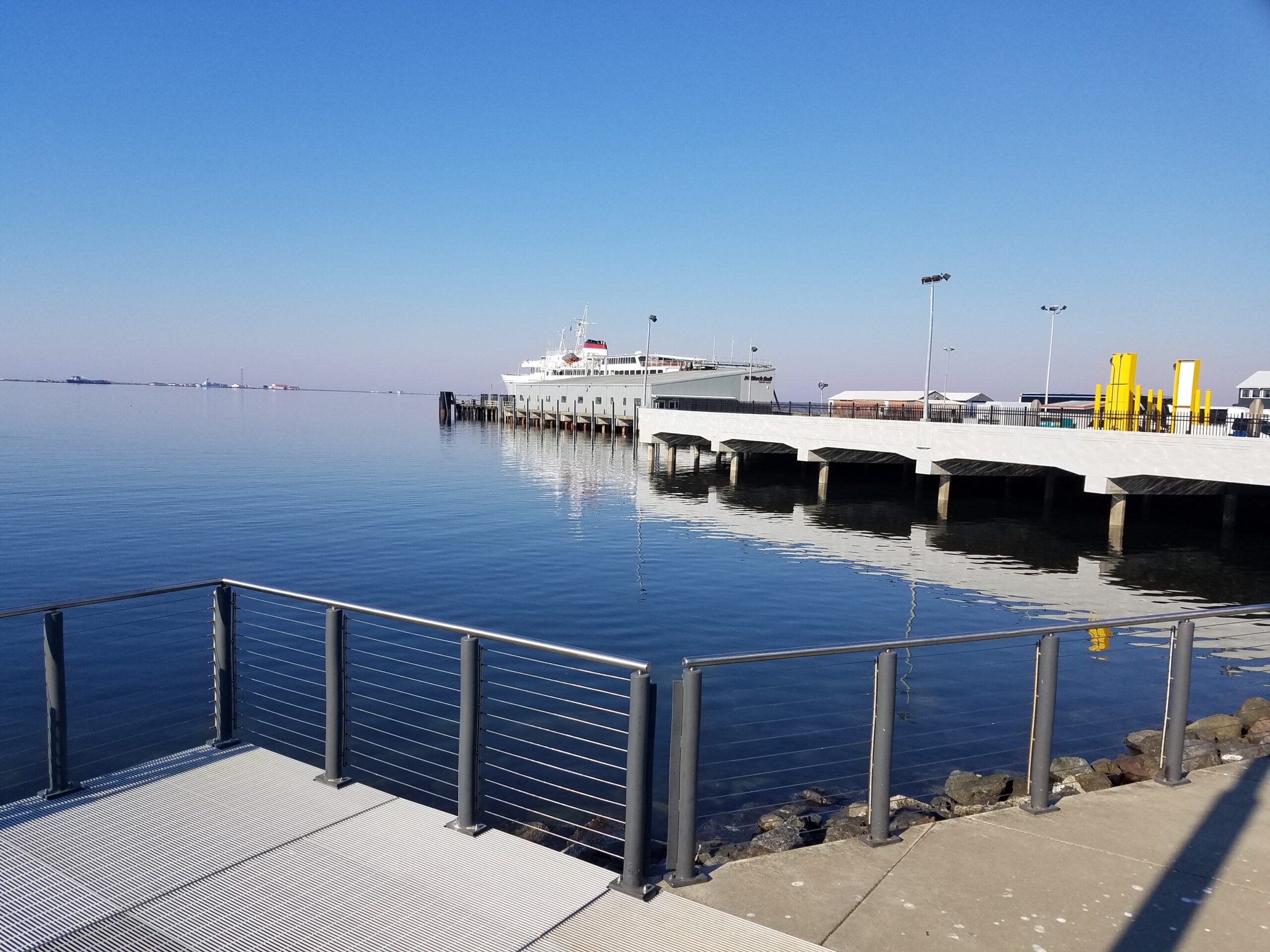 Black-Ball-Ferry-Line-is-still-closed
