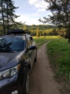 Camping-on-the-way-to-Yellowstone