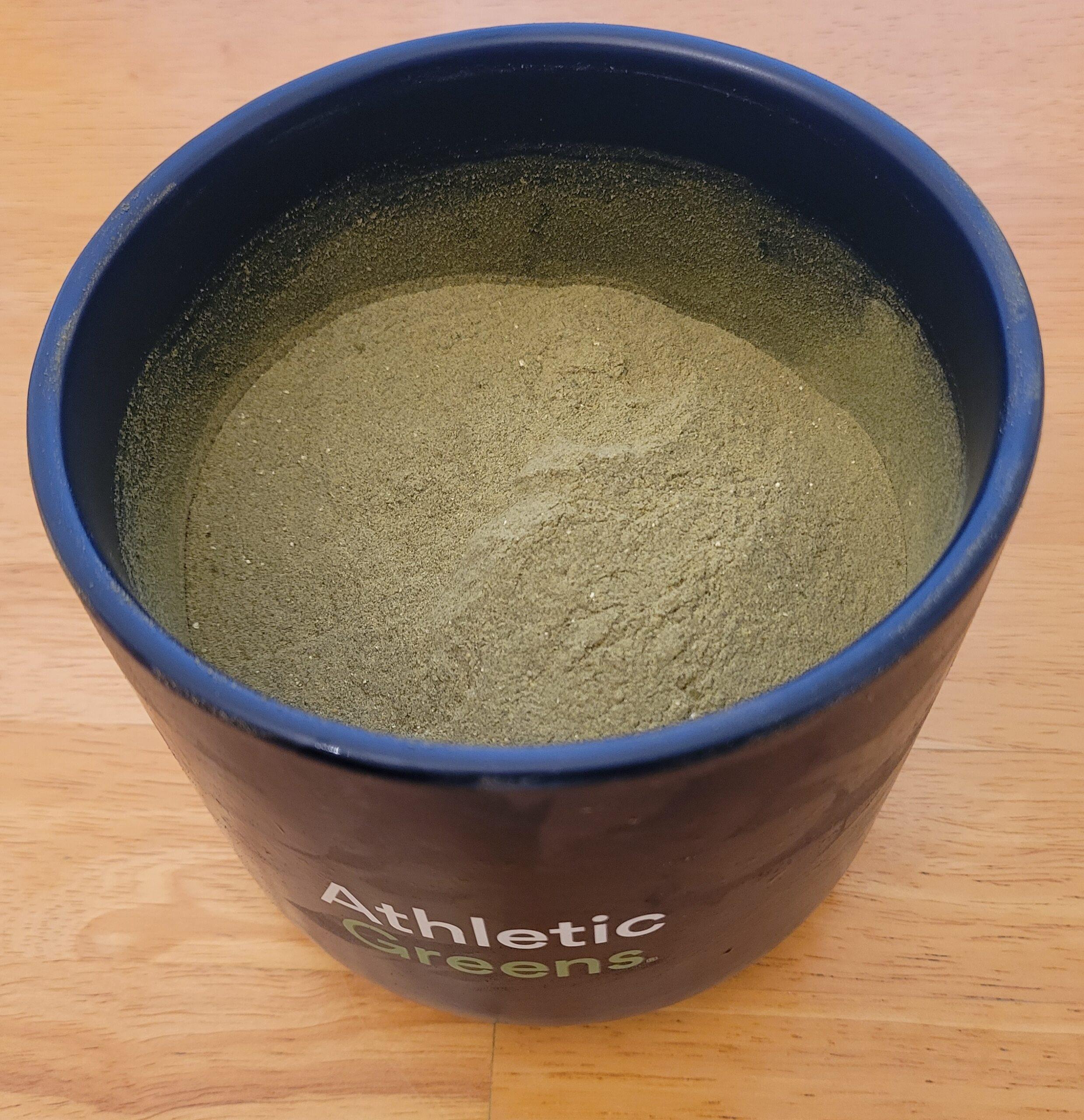 Athletic-Greens-powder