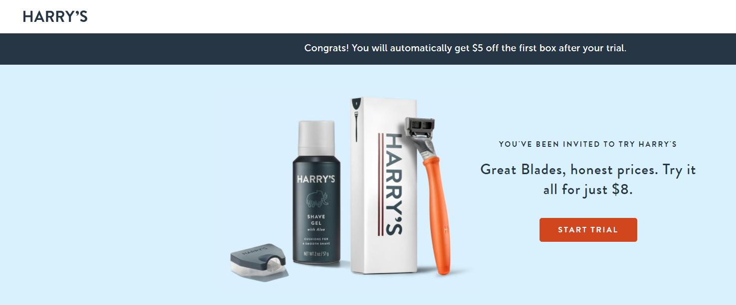 Harrys-New-Customer-Discount
